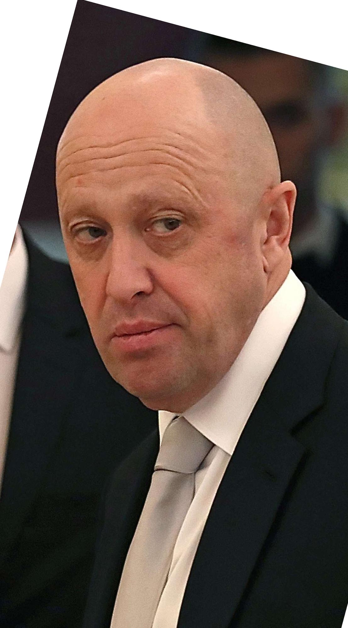 Evgueni Prigojin, en juillet 2017 à Moscou.