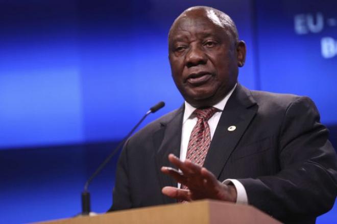 Afrique du Sud : le président Cyril Ramaphosa devant les députés à trois mois des élections