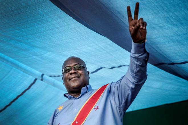 RDC : Félix Tshisekedi doit prêter serment ce jeudi24 janvier