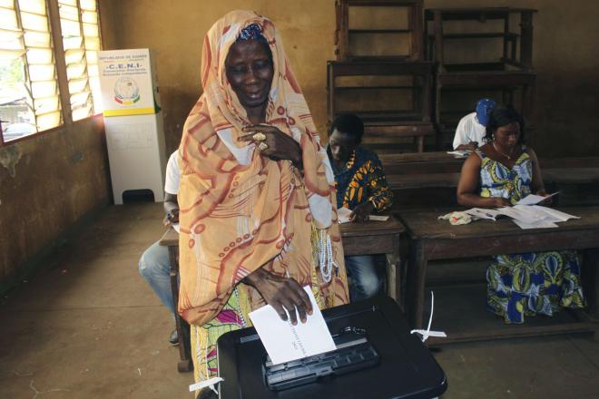 Guinée : les poids lourds de l'opposition boycottent les législatives