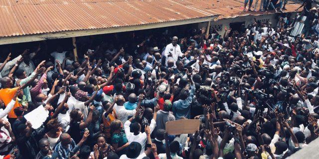 RDC : l'opposant Fayulu en campagne pour la « vérité des urnes