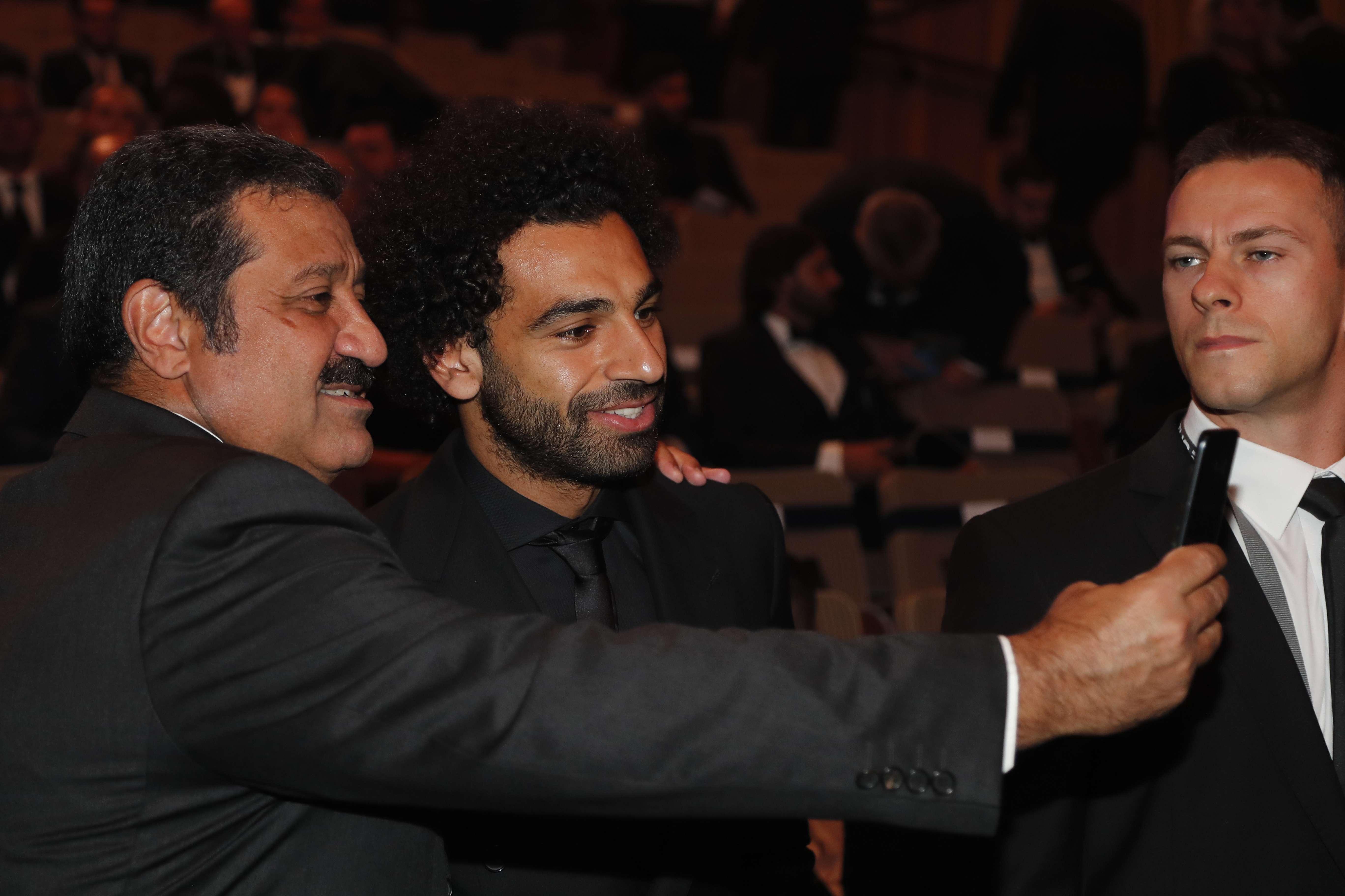 Mohamed Salah, en septembre 2018 à Londres.
