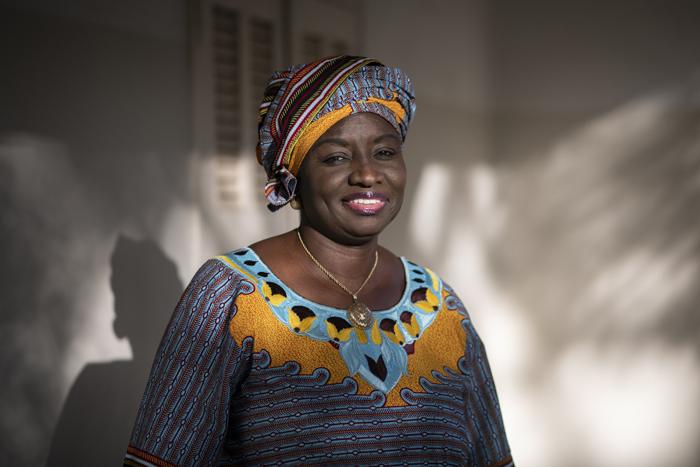 Aminata Touré est la mandataire de Macky Sall pour les prochaines élections présidentielles prévues le 24 février 2019.