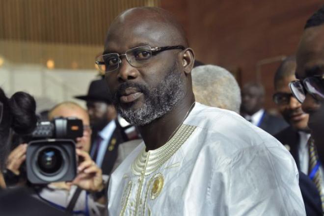 Liberia : un an après, George Weah garde la foi