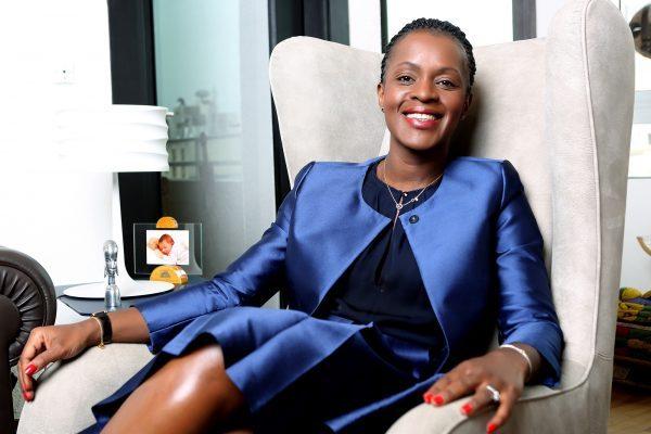 B. Janine Kacou Diagou