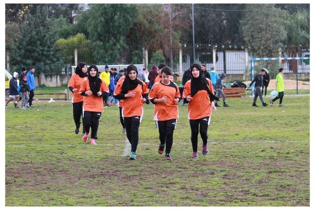 Un club féminin de rugby de la Fédération algérienne de rugby (FAR).