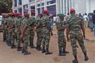 Des soldats en Guinée-Bissau. (image d'illustration)