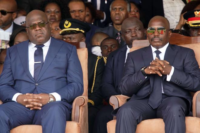 """RDC : le camp Kabila assure avoir proposé de """"nouvelles figures"""" pour former un gouvernement"""