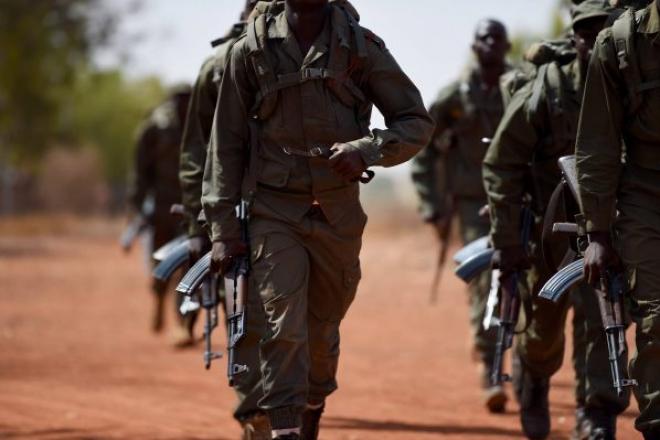 Burkina : cinq soldats tués dans une embuscade dans le nord-ouest
