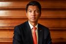 Andry Rajoelina, président de Madagascar.