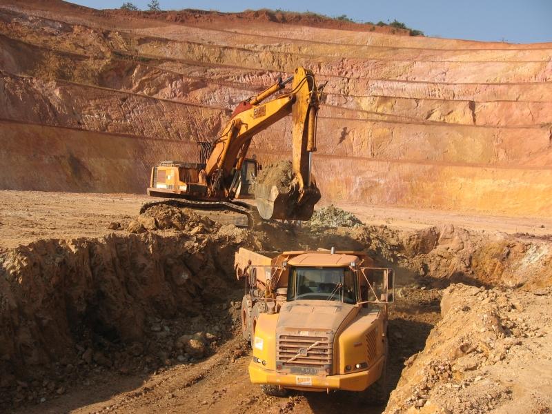 Endeavour a investi 412 millions de dollars dans le gisement de la mine d'Ity, en Côte d'Ivoire.
