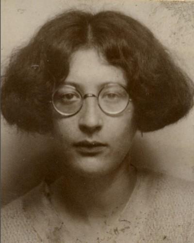 Simone Weil (1909-1943).