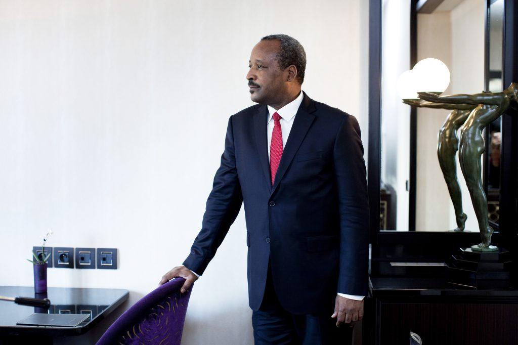 En 2015, à Paris. Au sein du parti au pouvoir, on lui reproche de ne pas avoir tu ses ambitions.