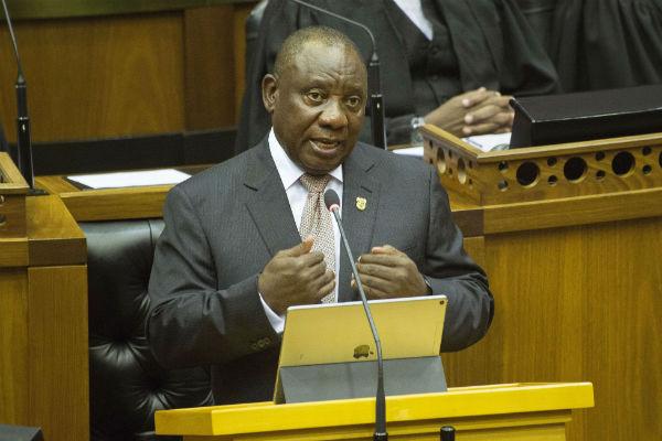 Afrique du Sud : Cyril Ramaphosa promet intégrité et emplois avant les élections générales du 8 mai