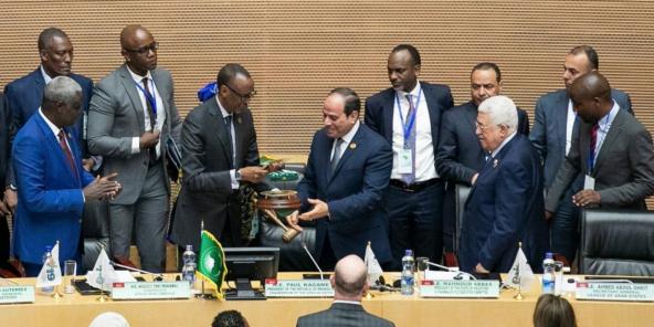 """Résultat de recherche d'images pour """"32e sommet de l'union africaine"""""""