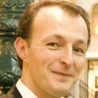 Guillaume Moyen, directeur financier Dangote Cement