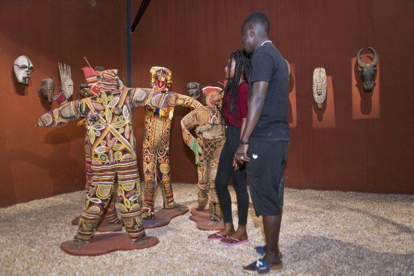 Fondé par Reginald Groux,ce musée permet de presenter et faire connaitre aux touristes comme aux populations locales l'art africain.