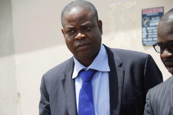 Justin Koné Katinan est porte-parole de Laurent Gbagbo