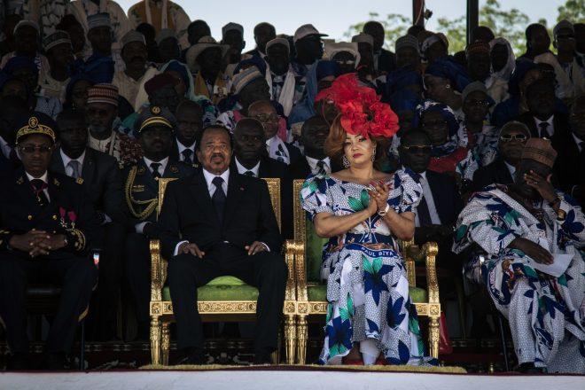 """Au Cameroun, les réseaux d'influence de Chantal Biya, """"Madame la présidente"""""""