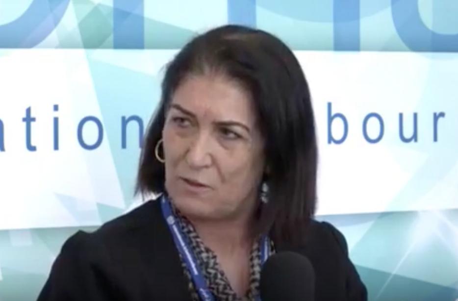 Naïma Hammami (UGTT).