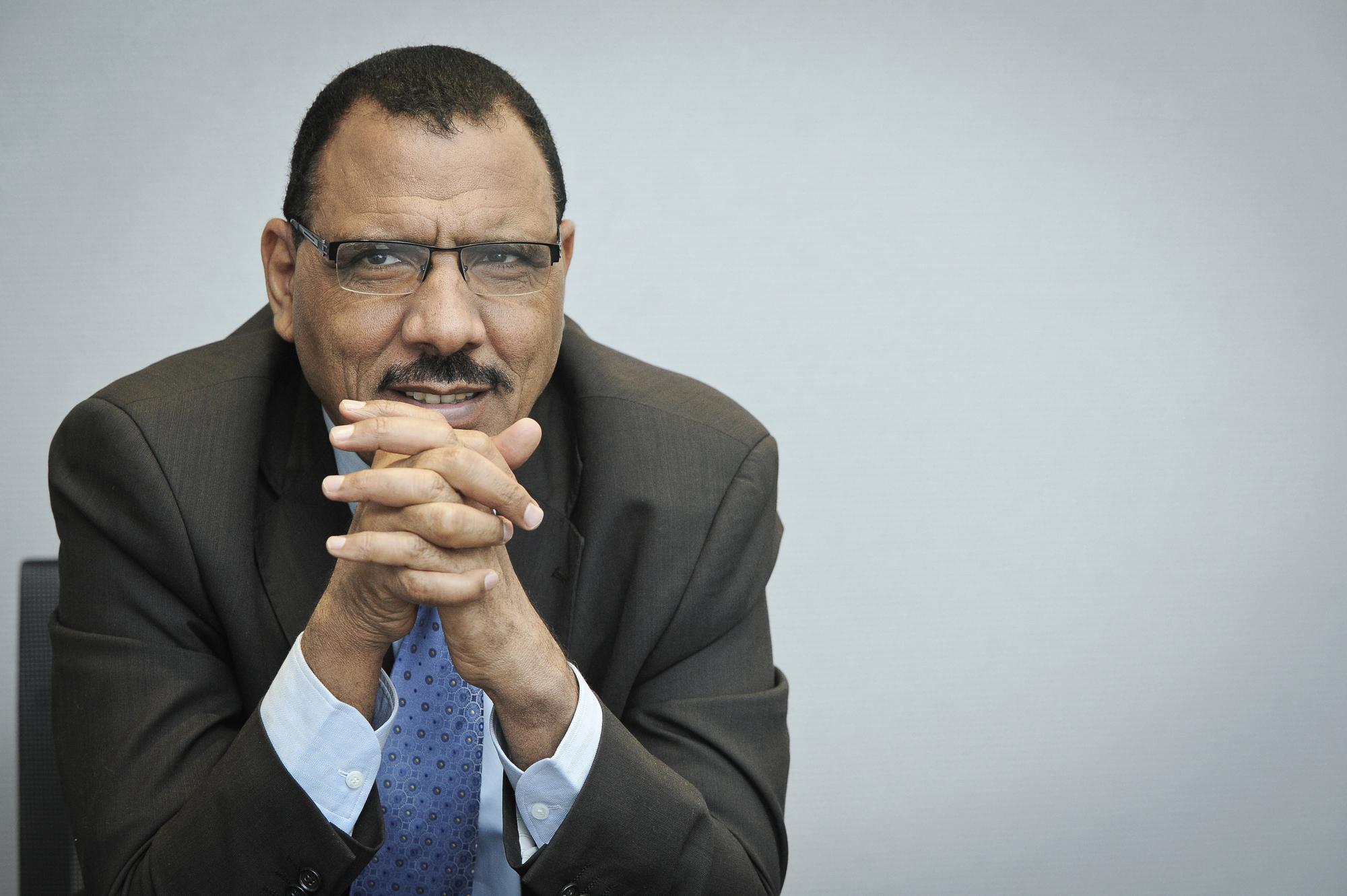 Mohamed Bazoum (Niger).