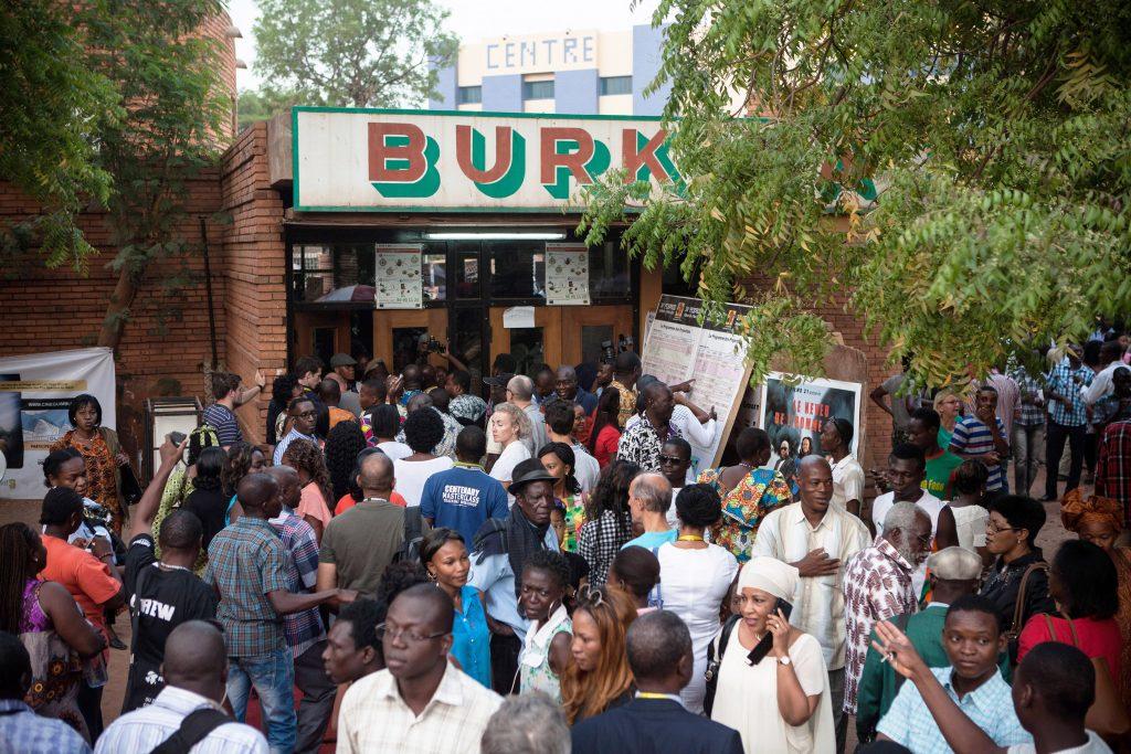 Projection du film Timbuktu sous haute sécurité à Ouagadougou.