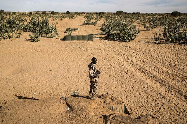 Mali : un Casque bleu nigérian tué dans une attaque à Tombouctou
