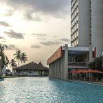 D'ici à 2025, le tourisme représentera 650000 emplois en Côte d'Ivoire selon les prévisions du gouvernement. Ici, l'hôtel Ivoire (groupe Sofitel) d'Abidjan.