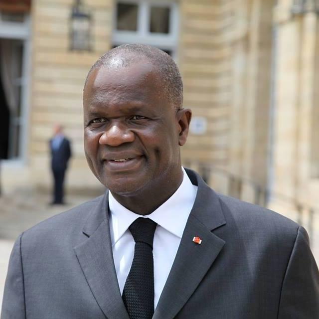 Amadou Soumahoro, le candidat du RHDP, a été élu président de l'Assemblée nationale ivoirienne le 7 mars 2019.