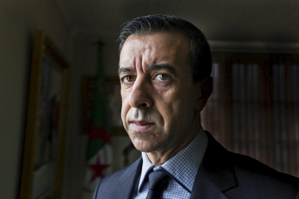 Ali Haddad, l'ex-patron du Forum des chefs d'entreprise (FCE).
