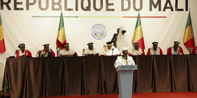 Mali : IBK en quête de consensus sur la révision de la Constitution