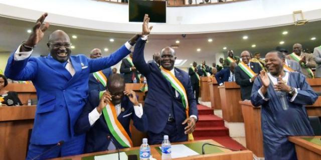 Côte d'Ivoire : Amadou Soumahoro, un anti-Soro et fidèle de Ouattara à la tête de l'Assemblée