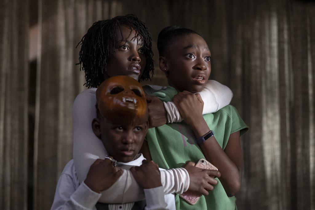 Lupita Nyong'o, dans une scène de