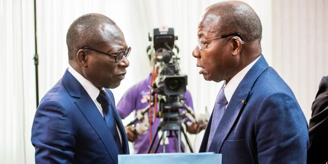 Opposition exclue des législatives au Bénin : le fils d'Adrien Houngbédji dans le viseur de la justice