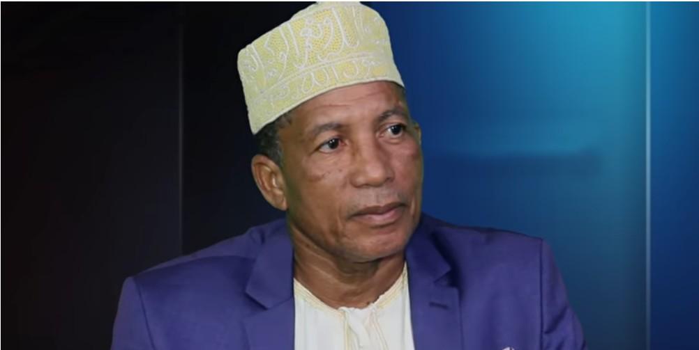 Mohamed Soilihi, candidat indépendant à la présidentielle du 24 mars aux Comores.