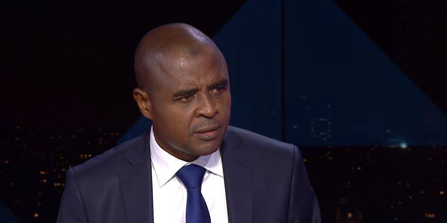 Mahamoud Ahamada, le candidat du parti Juwa à la présidentielle du 24 mars aux Comores.