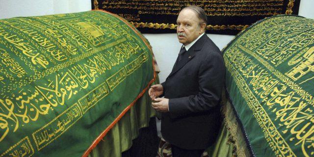 Algérie : à Tlemcen, Abdelaziz Bouteflika lâché par son fief historique