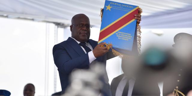 Suspension de l'installation des sénateurs en RDC : la périlleuse démarche de Félix Tshisekedi