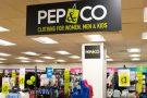 Un magasin de la chaîne de vêtements Pepco, une des enseignes de Steinhoff.