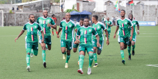 Équipe de football des Comores.
