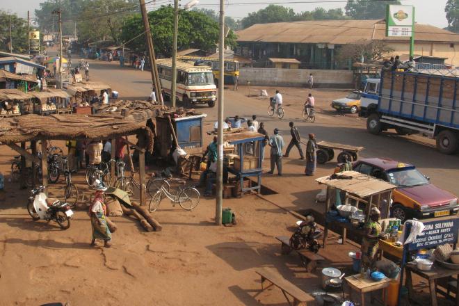 Ghana : au moins 60 morts dans une collision frontale entre deux autocars