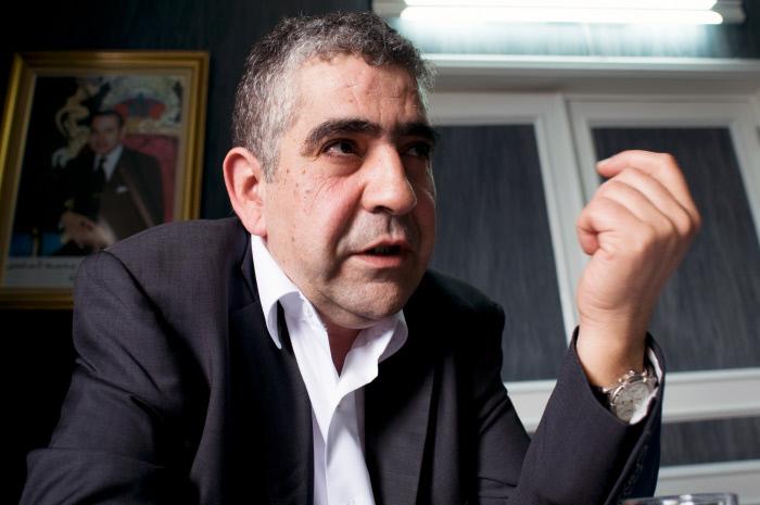 Driss El Yazami, ex-président du Conseil national des droits de l'homme.