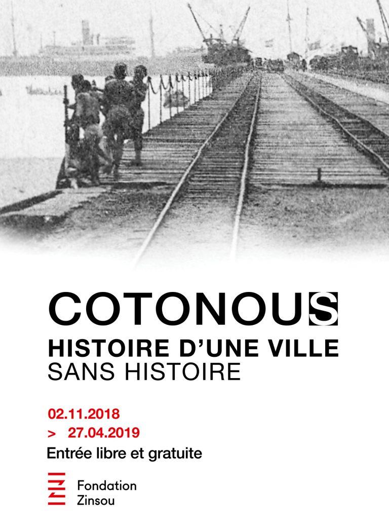"""«Cotonou(s). Histoire d'une ville """"sans histoire""""», à la Fondation Zinsou"""