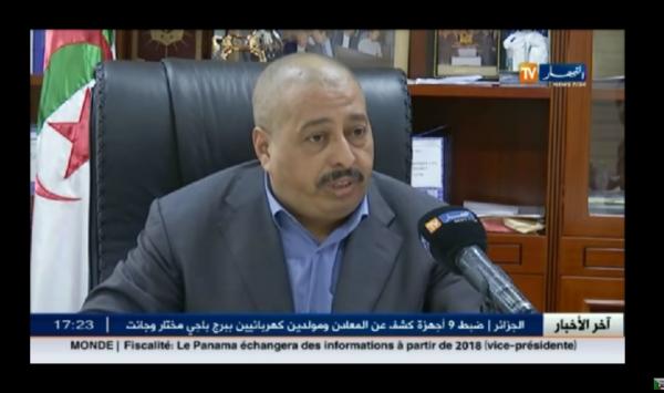 Mahieddine Tahkout a été inculpé et placé lundi 10 juin en détention préventive dans des affaires de corruption.
