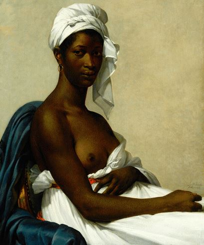 Portrait de Madeleine, Marie Guillemine Benoist , 1800