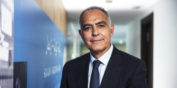 Salaheddine MEZOUAR, ex-président de la CGEM, Confédération Générale des Entreprises du Maroc.