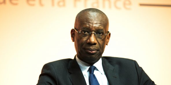 Momar Nguer, président de Total Marketing Services au FORUM AFRIQUE BERCY en 2015