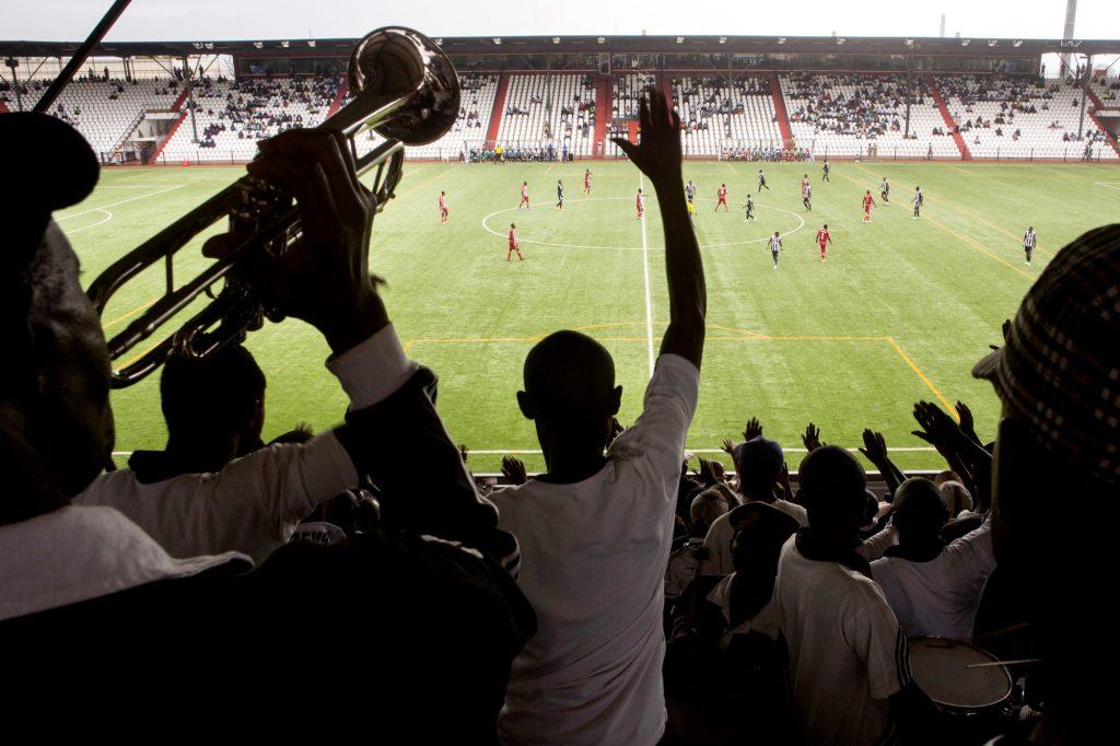 Il demeure propriétaire du club de football TP Mazembe, de Lubumbashi.