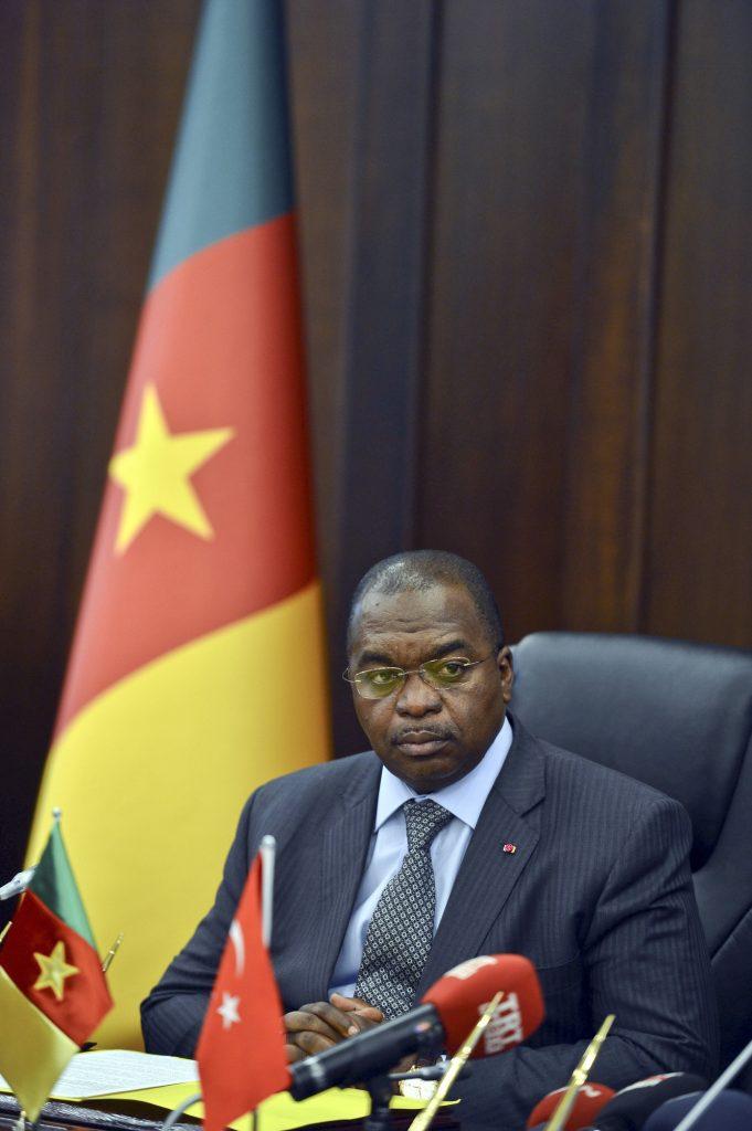 Louis-Paul Motaze, ministre camerounais des Finances.