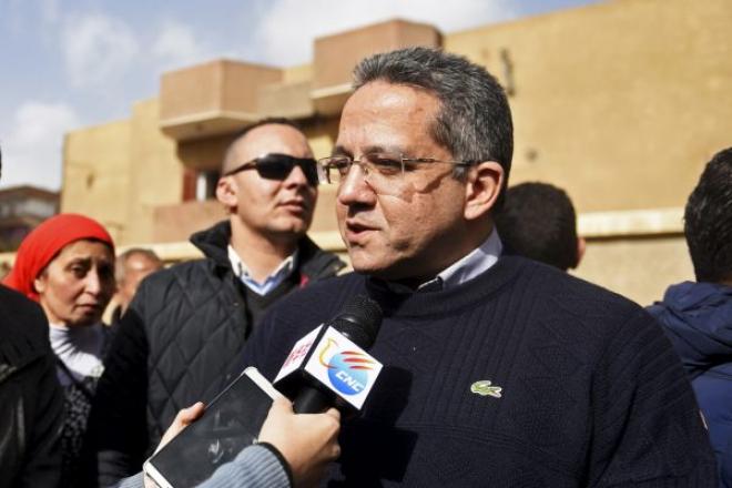 """Khaled al-Anani, ministre égyptien des Antiquités : """" Notre patrimoine est celui de l'humanité """""""